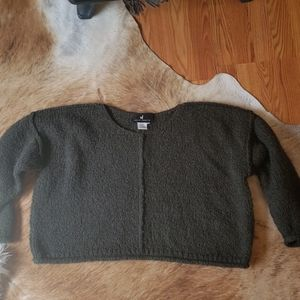 Peruvian Connection Oversized Sweater